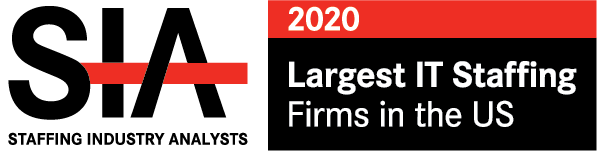 SIA Largest IT Staffing Firm in the US Award