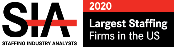 SIA Largest Staffing Firm in the US Award