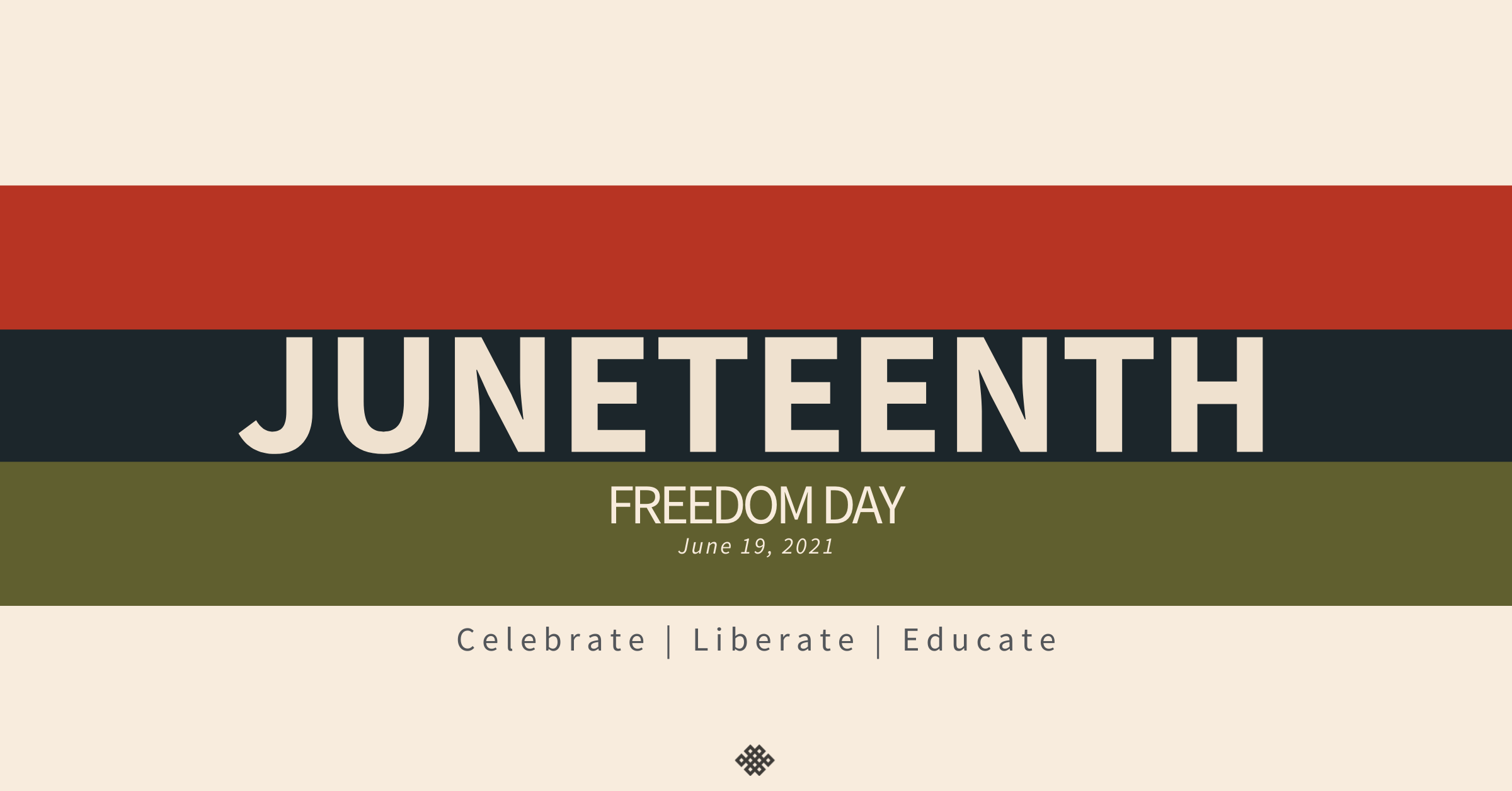 Juneteenth: Freedom Day. BGSF